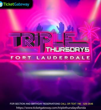 TRIPLE THURSDAYS FLORIDA -