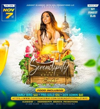 Serendipity Brunch - fall edition
