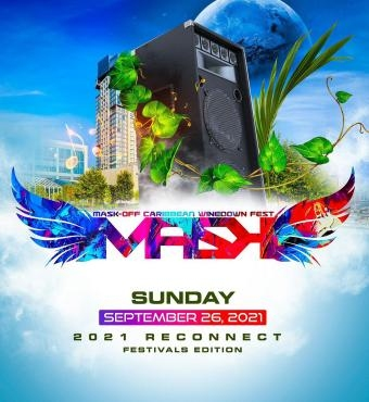 MASK-OFF Caribbean WineDown Fest