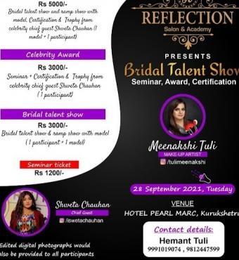 Reflection Salon - Bridal Talent Show