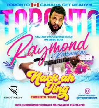 Nack Ah Ting Tour - Toronto