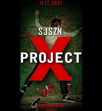 PROJECT X MANSION PARTY