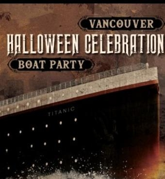 Vancouver Halloween Celebration | Things to Do | Club Events | Boat Party