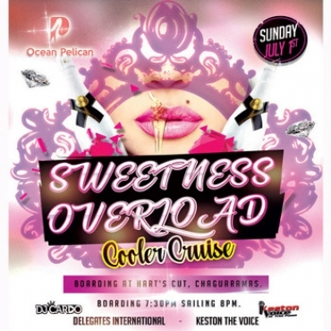 SWEETNESS OVERLOAD COOLER CRUISE