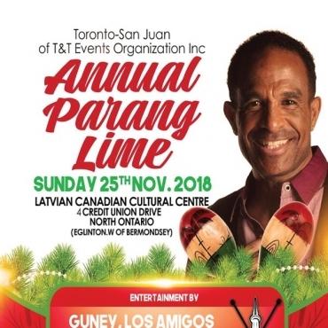Toronto San Juan \ Annual  Parang Lime