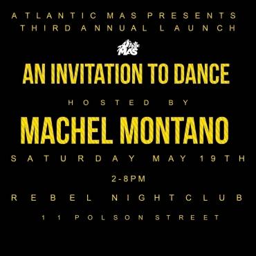 An Invitation To Dance - Atlantic Mas Band Launch