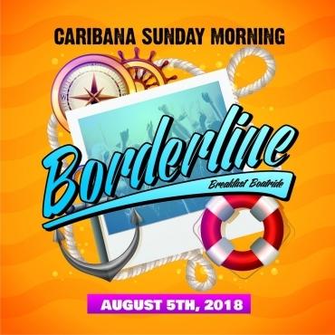 Borderline Breakfast Boatride 2018