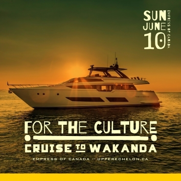 For The Culture   Cruise to Wakanda