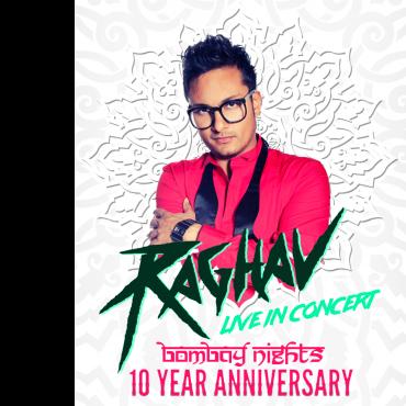 RAGHAV...Live In Concert