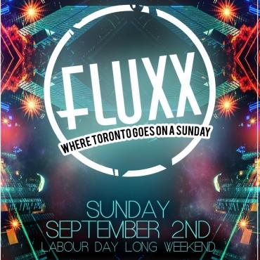 FLUXX LABOUR DAY