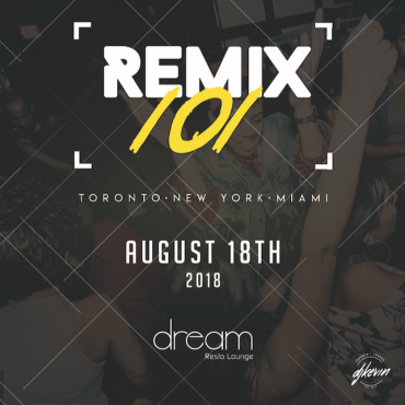 Remix 101 - City to City