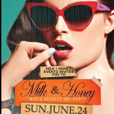 Milk and Honey | NYC's Sexiest Day Party
