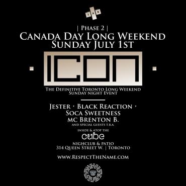 ICON   Canada Day Edition