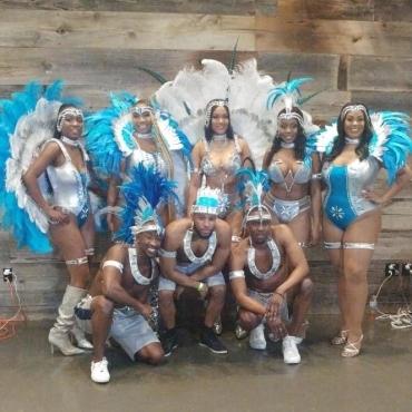 Glacier - VIP Carnival - Toronto Revellers - Carnival 2018