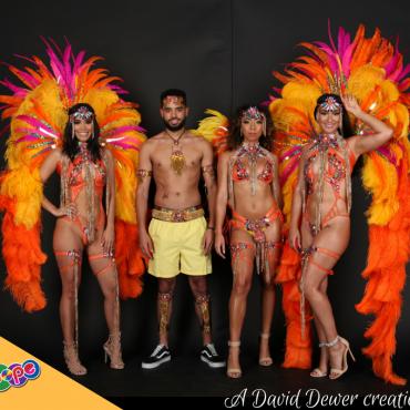 Kaleidoscope - Miami Carnival