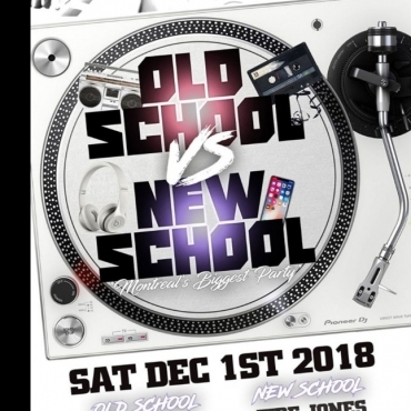 Black Chiney \ Old School vs New School \ Montreal's Biggest Party