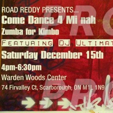 Come Dance 4 Mi Nah - Zumba For Kimbo