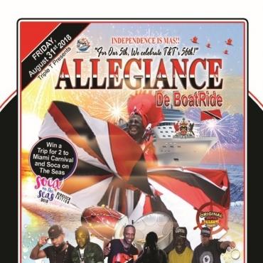 Allegiance De Boatride \ Independence Is Mas!