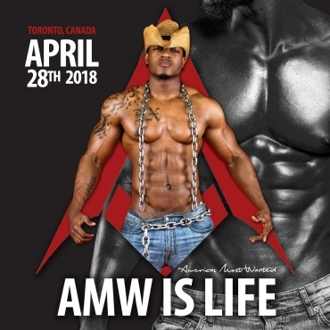 AMW IS LIFE - The Return of the Sexiest Male Revue on Earth