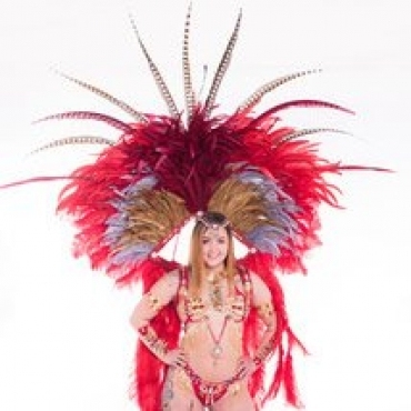 Tribal Carnival: The Red Queen