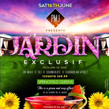 JARDIN EXCLUSIF