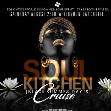 Soul Kitchen | Midsummer Day's Cruise | Saturday August 25th 2018