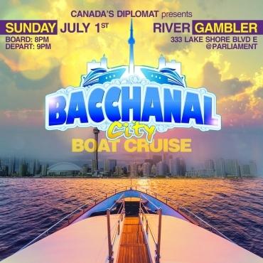 Bacchanal City - Boatride 2018