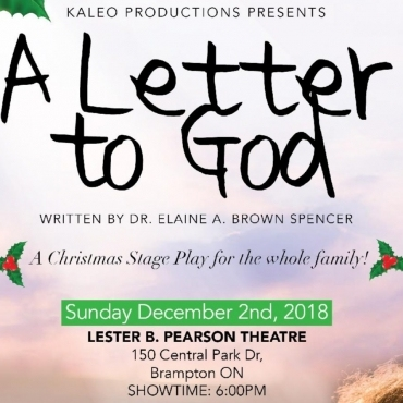 A Letter To God Christmas Play