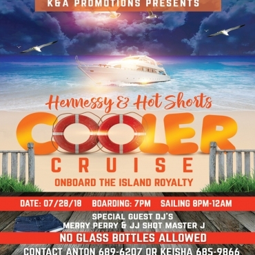 HENNESSY & HOT SHOTS COOLER CRUISE