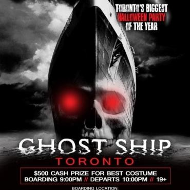 Ghost Ship Toronto 2018