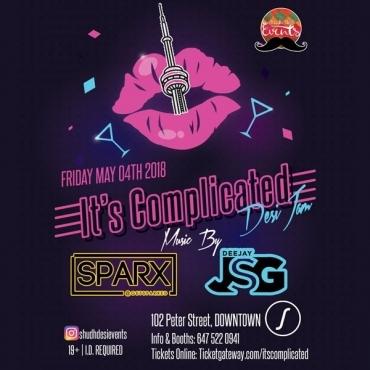 Its Complicated - Desi Jam