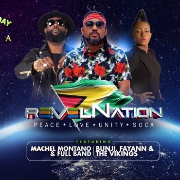 Guyana Carnival - RevelNation