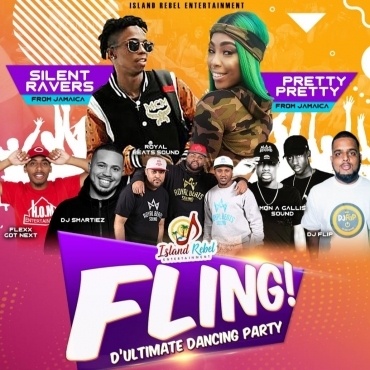 Fling! D'ultimate Dancing Party