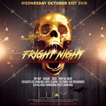 Fright Night - The Ultimate Halloween Night Massac...