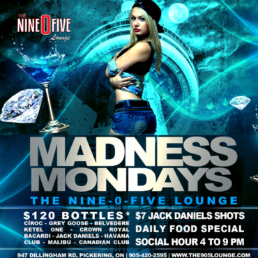Madness Mondays @ The 905
