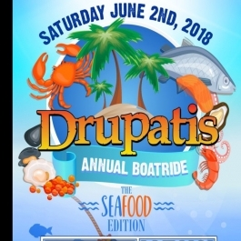 Drupatis Annual Boat Ride - The Seafood Edition