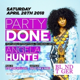 Party Done Ft. Angela Hunte