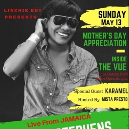Mothers Day Appreciation Featuring Tanya Stephens