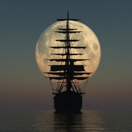 Full Moon Lunar Eclipse Dinner Cruise- Friday, July 27, 2018