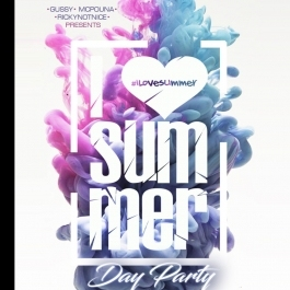 I Love Summer - Day Party