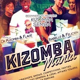 Kizomba Mania