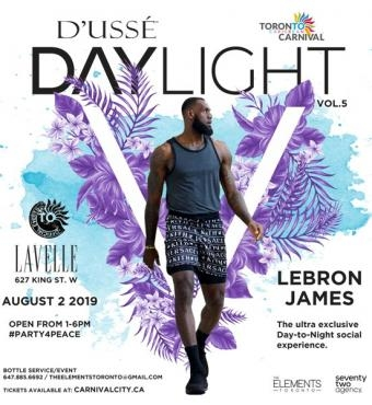DAYLIGHT 2019 CARIBANA