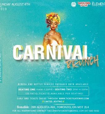 Carnival Brunch 2019