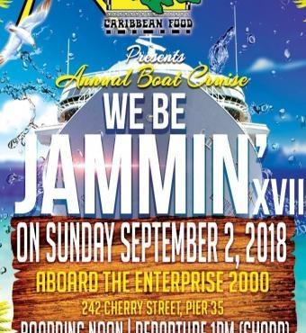 Annual Boat Cruise - We Be Jammin - Xvii