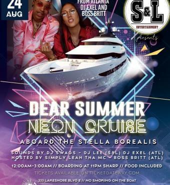 Dear Summer - Neon Cruise