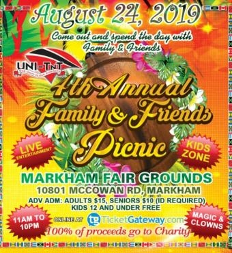 UNI-TnT 4th Annual Family & Friends Picnic
