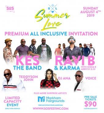 SUMMER LOVE | A PREMIUM ALL INCLUSIVE CONCERT EVEN...