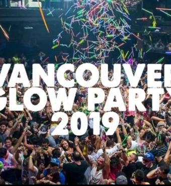 VANCOUVER GLOW PARTY 2019 | FRIDAY JULY 19