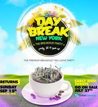 DAYBREAK Breakfast Party NYC