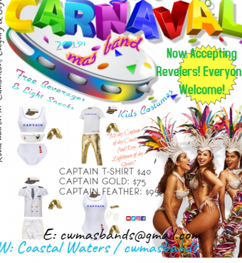 Toronto Carnival Costumes 2019 : Ticketgateway